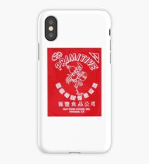 Primitive X Huy Fong iPhone Case