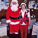 My Favorite Santa and Mrs.Claus by Anne Gitto
