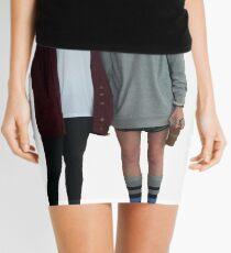 Kirby and Yaz Mini Skirt