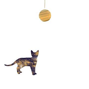 Venus cat by 404pagenotfound