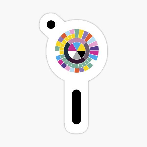 New Order - Power, Corruption & Lies Sticker