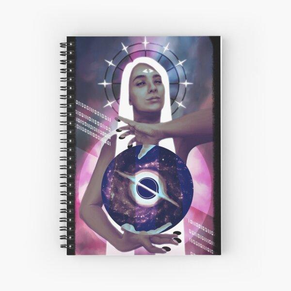 Soothseer Spiral Notebook