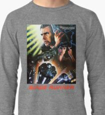 Blade Runner Movie Shirt! Lightweight Sweatshirt