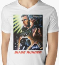 Blade Runner Movie Shirt! Men's V-Neck T-Shirt