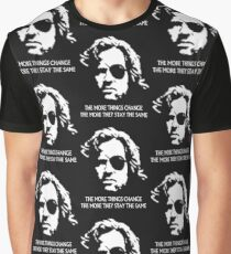 Plissken 2 Graphic T-Shirt