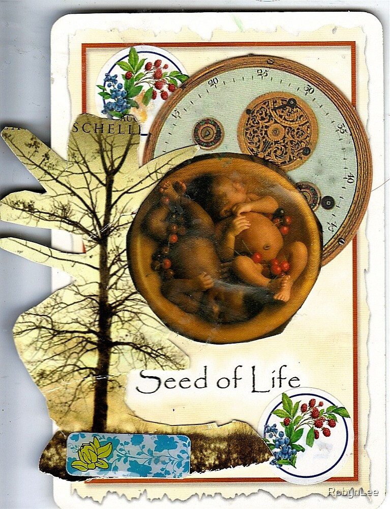 Seed(s) Of Life by RobynLee