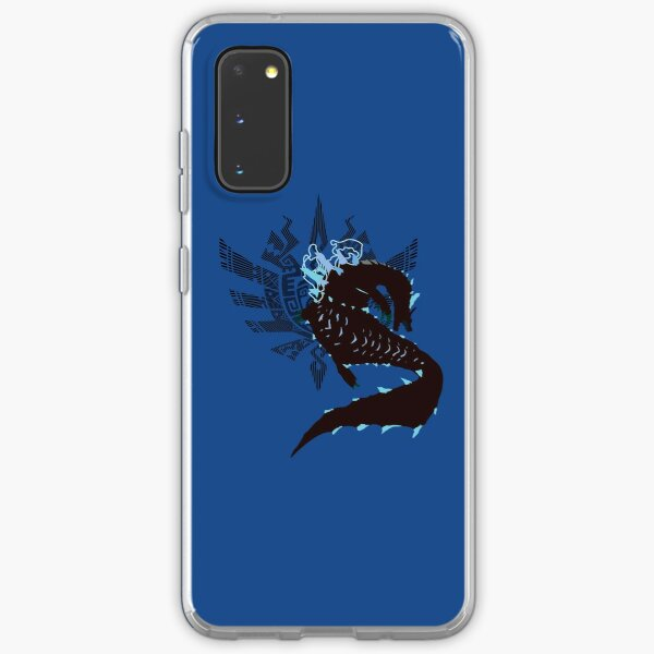 Abyssal Lagiacrus - Sunset Shores Samsung Galaxy Soft Case