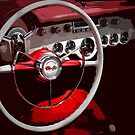 '54 Vette Interior by James Howe
