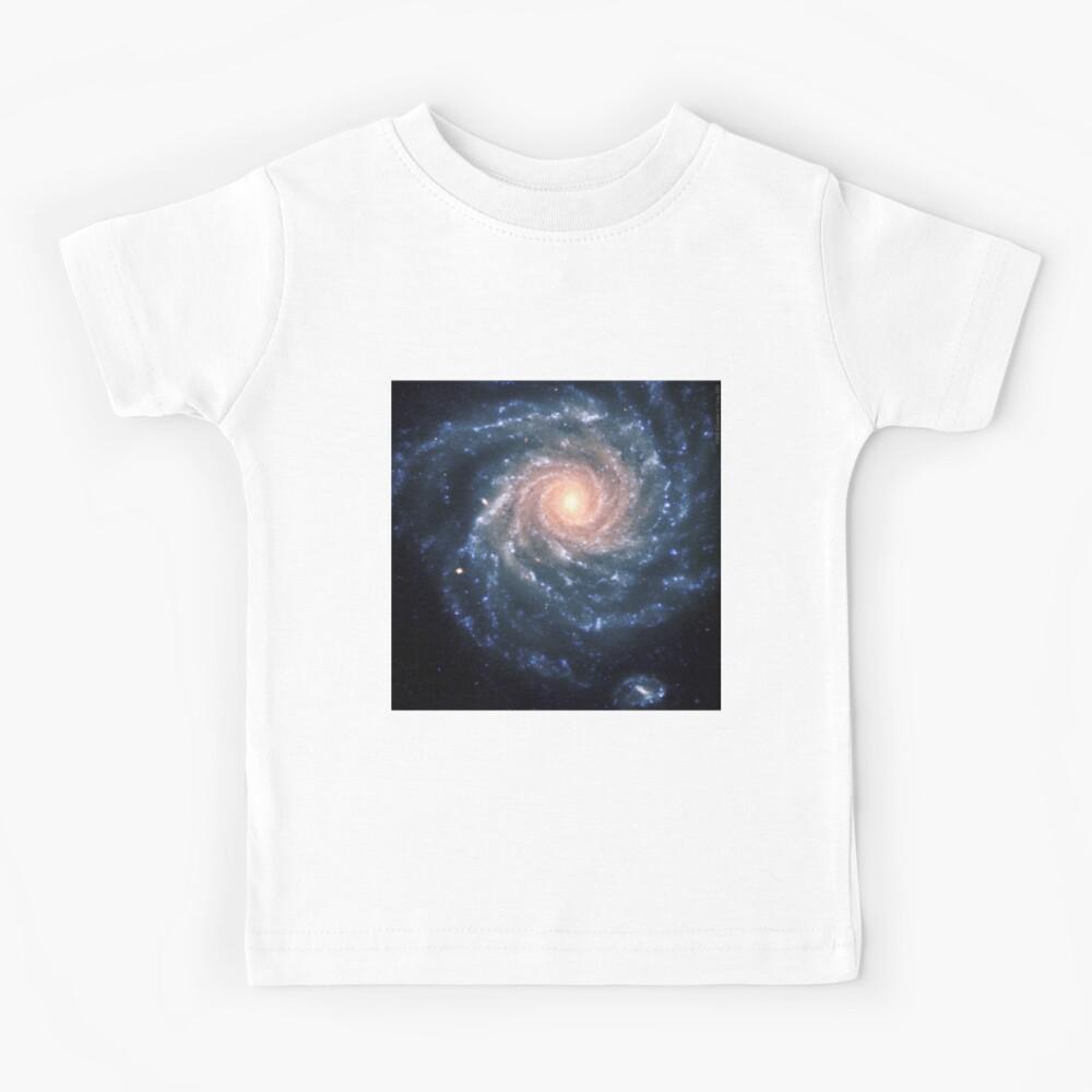 #Spiral #Galaxy #SpiralGalaxy #MilkyWay , Astronomy, Cosmology, AstroPhysics, Universe Kids T-Shirt
