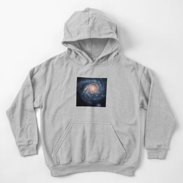 #Spiral #Galaxy #SpiralGalaxy #MilkyWay , Astronomy, Cosmology, AstroPhysics, Universe Kids Pullover Hoodie