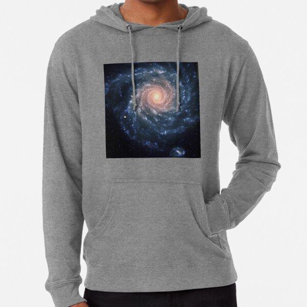 #Spiral #Galaxy #SpiralGalaxy #MilkyWay , Astronomy, Cosmology, AstroPhysics, Universe Lightweight Hoodie