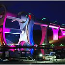 The Falkirk Wheel by MY Scotland