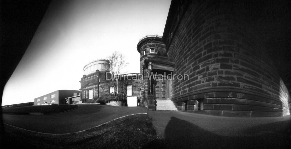 Royal Observatory, Edinburgh by Duncan Waldron