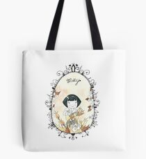 Flowers bloom. Tote Bag