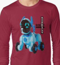 Robot Dog - May Vary ( Style ) - Chippies Long Sleeve T-Shirt