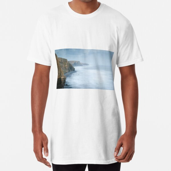 Glamorgan Heritage Coast Long T-Shirt