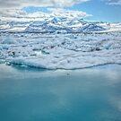Jökulsárlón Lagoon by Adam Northam
