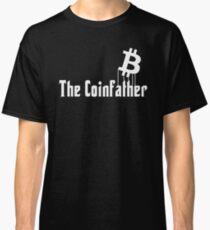 Funny Bitcoin Humor Bitcoins Gift Movie Parody  Classic T-Shirt