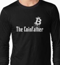 Funny Bitcoin Humor Bitcoins Gift Movie Parody  Long Sleeve T-Shirt
