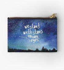 Sterne in unseren Augen - Widder Täschchen