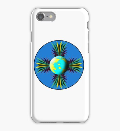 Earth Logo for Sale iPhone Case/Skin