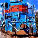Big Blue by Joel Hall