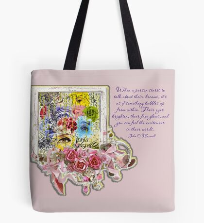 Dreams Bubble Tote Bag