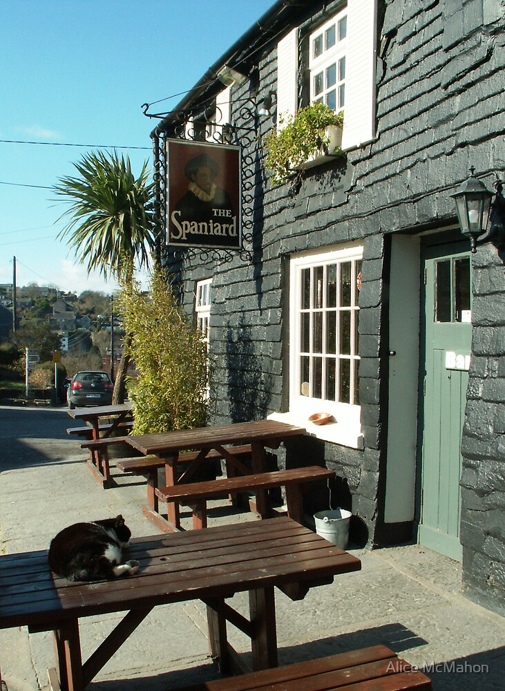 The Spaniard Pub, Kinsale by Alice McMahon