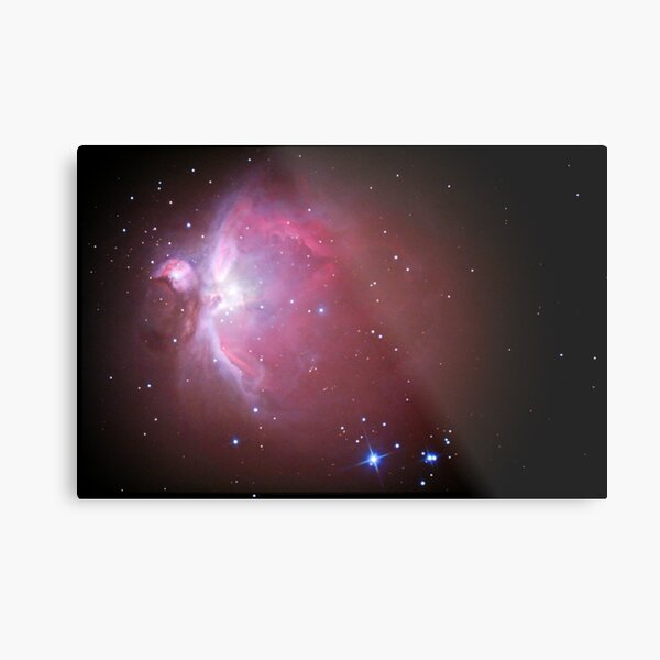M42 nebula in orion Metal Print