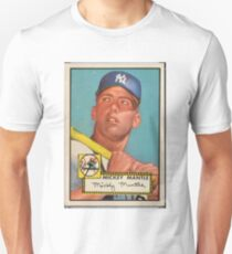 Mickey Mantle Unisex T-Shirt