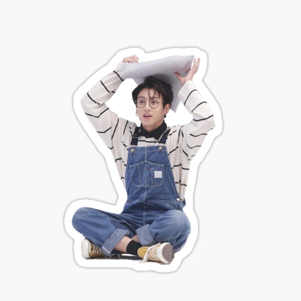 Pillow JK Sticker