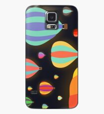 Balloon Glow Case/Skin for Samsung Galaxy