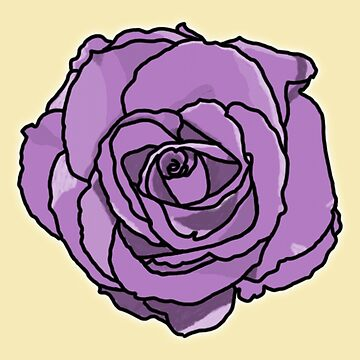 Lavender Rose [Big] by jefph