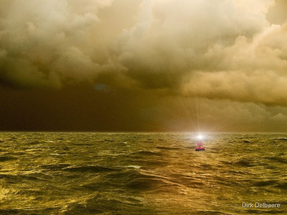 buoy by Dirk Delbaere