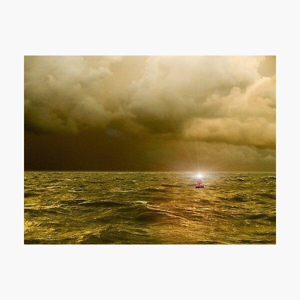 buoy Photographic Print