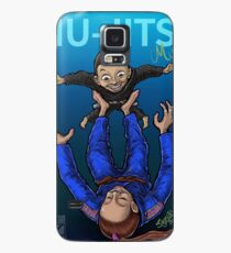 Jiu Jitsu Mum Case/Skin for Samsung Galaxy