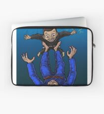 Jiu Jitsu Mum Laptop Sleeve