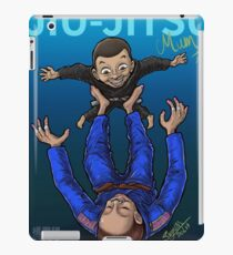 Jiu Jitsu Mum iPad Case/Skin