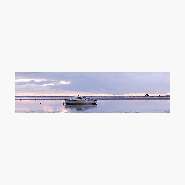SWAN BAY, QUEENSCLIFF, VICTORIA, AUSTRALIA Photographic Print