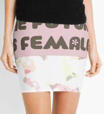 The Future is Female  Mini Skirt