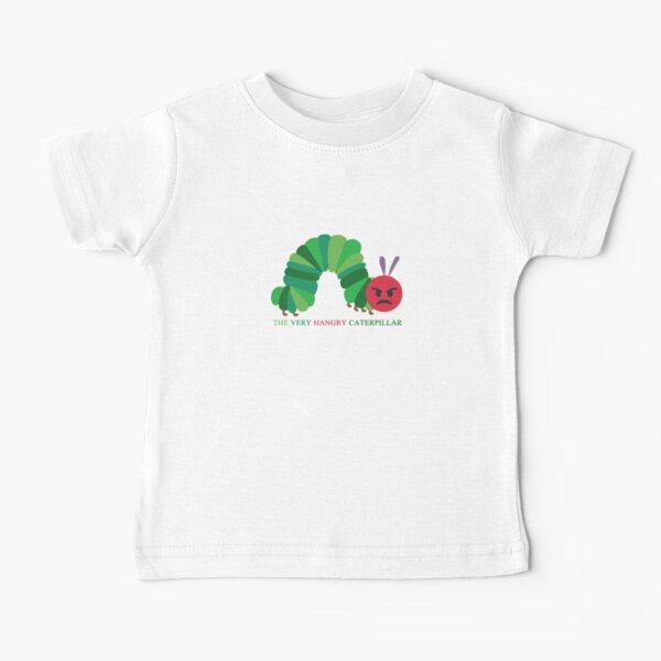HANGRY CATERPILLAR Camiseta para bebés