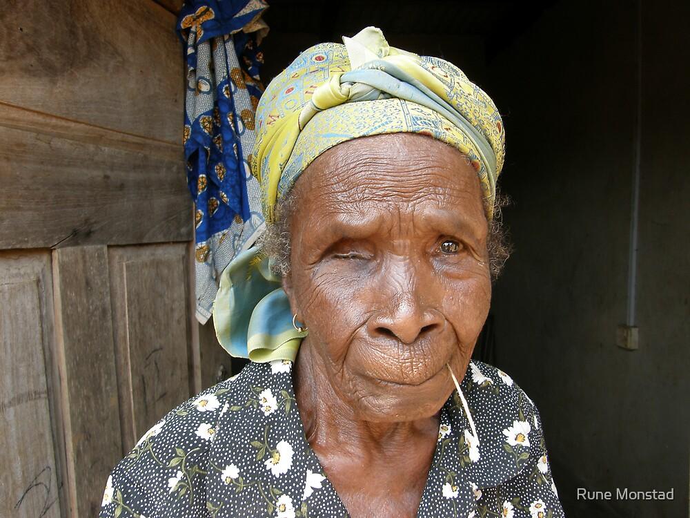 Ghana, 120 years old. by Rune Monstad