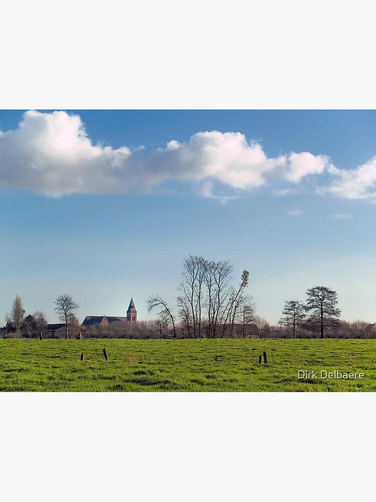 Belzele; Belgium by Delbaere