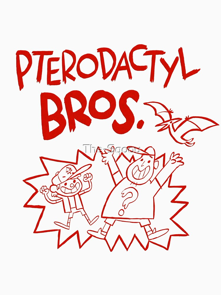 Gravity Falls Pterodactyl Bros replica | Unisex T-Shirt