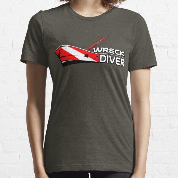 Wreck Diver Essential T-Shirt