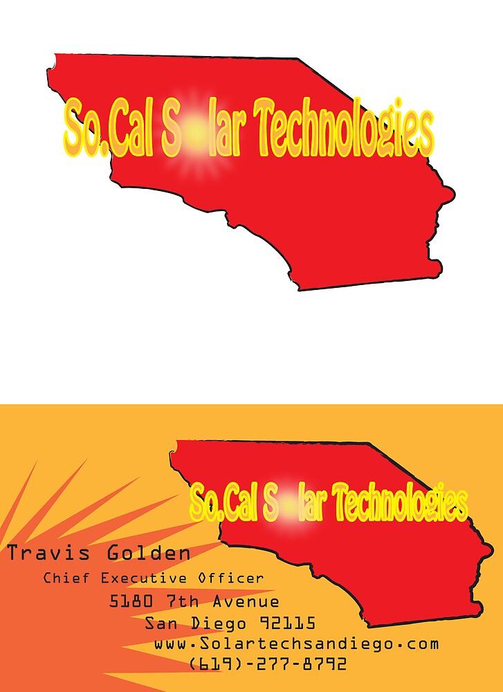 Business Logo by Travis Golden
