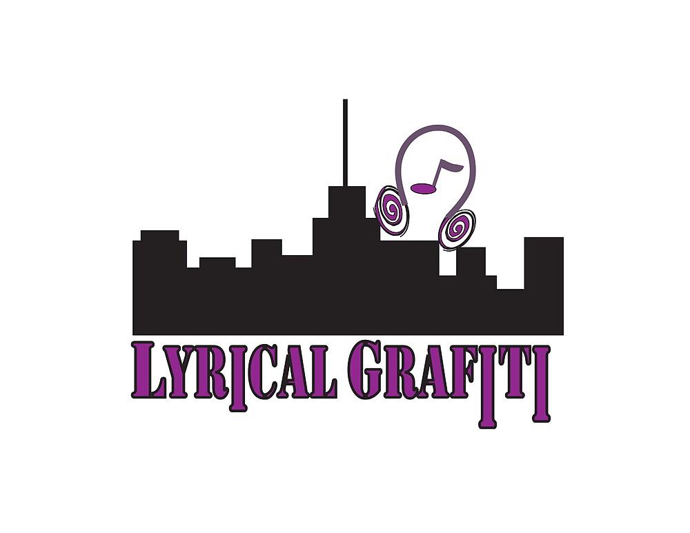 Lyrical Grafiti logo 1 by Natalie Smith