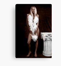 Fine Art Implied Nude Canvas Print