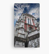 gothic architecture Canvas Print