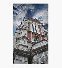 gothic architecture Photographic Print